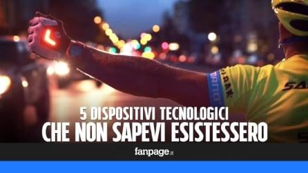 5 gadget tecnologici dei quali non eri a conoscenza - Puntata 18