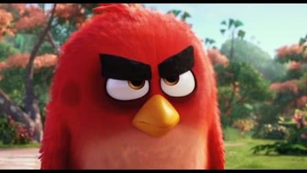 The Angry Birds Movie, il trailer ufficiale