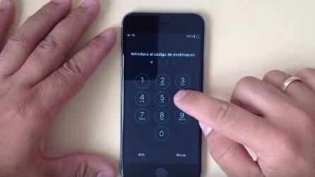 Il bug di iOS 9 che permette di sbloccare il telefono senza conoscere il Pin