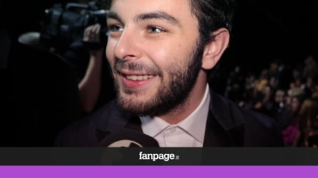 """Lorenzo Fragola: """"Con la moda ora mi diverto di più"""""""