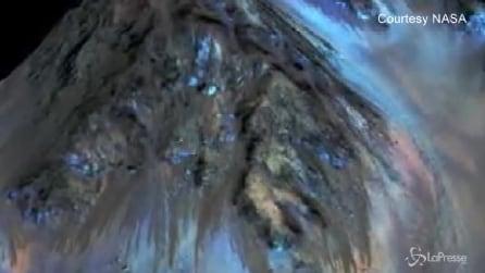 Su Marte c'è acqua: la scoperta dopo lo studio di immagini inviate da una sonda della NASA