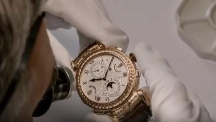 7 soli esemplari esistenti: ecco come si costruisce un orologio da oltre 11 milioni di dollari