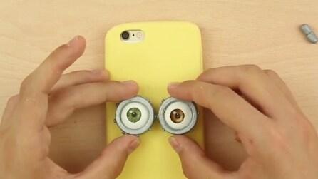 Ecco come creare una fantastica cover dei Minions