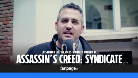 """Lo storico di Assassin's Creed: """"Immergersi nella Londra vittoriana è stato incredibile"""""""