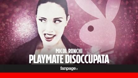 Playboy senza conigliette nude: Micol Ronchi è la prima 'playmate disoccupata'