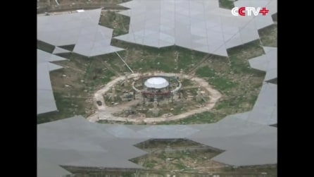 """Ecco il più grande radiotelescopio al mondo: capterà """"segnali di vita"""" oltre il Sistema Solare"""