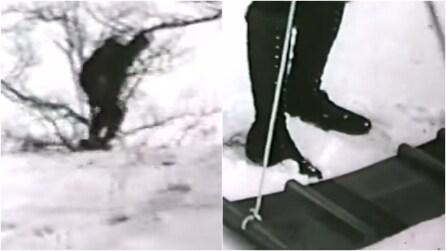 Gli snowboard esistono da decenni: ecco i primi modelli com'erano