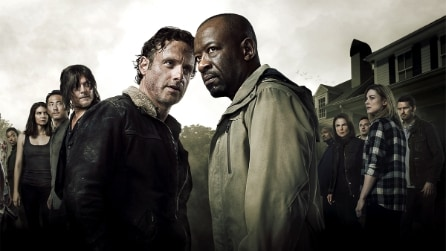 The Walking Dead 6, una sequenza di scene inedite dal primo episodio