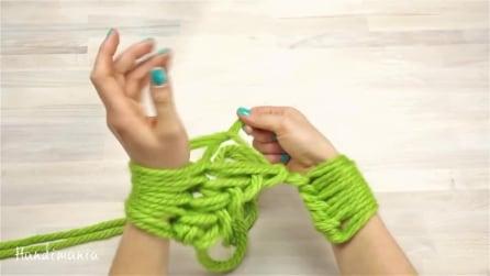 Intreccia dei fili di lana e crea qualcosa che riscalderà il vostro inverno