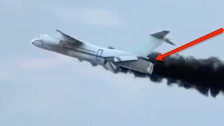 Niente più paura di volare: ecco l'aereo che salva tutti i passeggeri