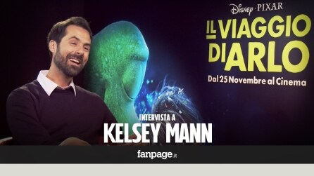 """Kelsey Mann: """"Vi svelo il segreto del successo della Disney Pixar"""""""