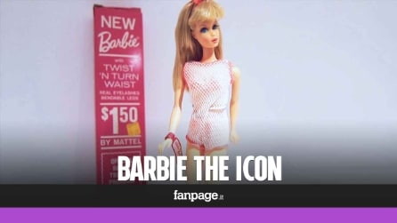 """Barbie the Icon"": in mostra la bambola che ha conquistato il mondo"