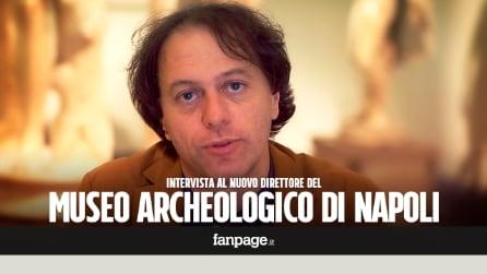"""Paolo Giulierini, nuovo direttore del Museo Archeologico di Napoli: """"Aprirò il Museo ai giovani"""""""