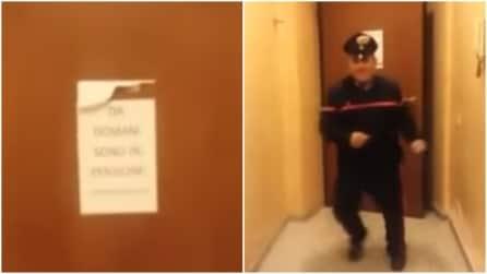 """""""Da domani sono in pensione"""", ecco cosa fa il Carabiniere nell'ultimo giorno di lavoro"""