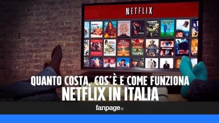 Netflix in Italia: i prezzi, cos'è e come funziona