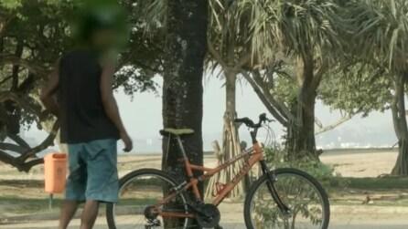 Vogliono rubarti la bicicletta? Ecco come prendersi gioco dei ladri