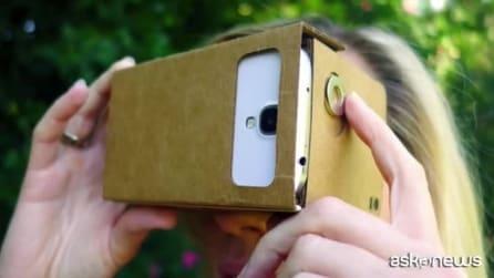 Evoluzione YouTube: arrivano i video con la realtà virtuale