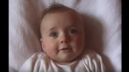 Riprende la figlia ogni giorno per 16 anni: ecco l'incredibile evoluzione in pochi minuti