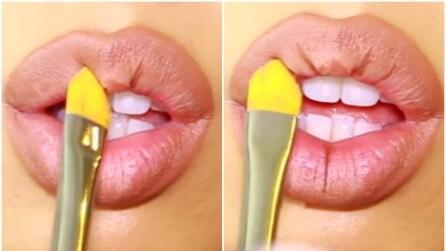 Il trucco perfetto per avere labbra più grandi: ecco come fare
