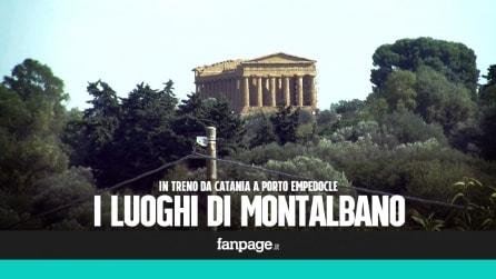 Nei luoghi di Montalbano: treno storico-letterario da Enna a Porto Empedocle