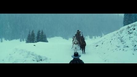 The Hateful Eight, il nuovo trailer ufficiale in lingua originale