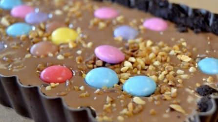 La perfetta torta di cioccolato che non ha bisogno di cottura