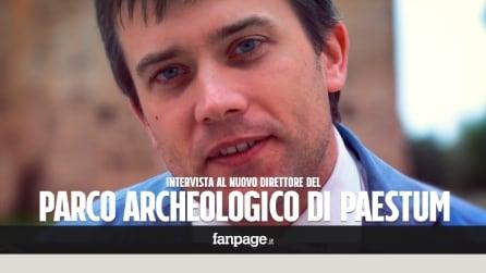 """Gabriel Zuchtriegel, direttore del Parco Archeologico di Paestum: """"Non mi sento uno 'straniero'!"""""""