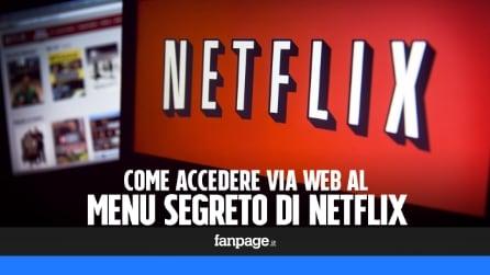 Netflix scatta? Ecco come accedere al menu segreto per modificare la qualità