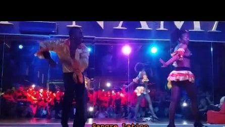 Serata cubana con Sangre Latino: ballerini e musicisti per feste e matrimoni esclusivi