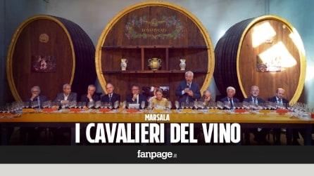 Marsala: i cavalieri del vino