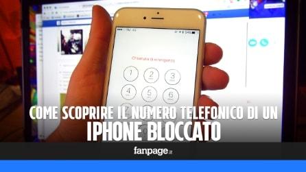 Bug iOS 9.1: come scoprire il numero di telefono in un iPhone bloccato
