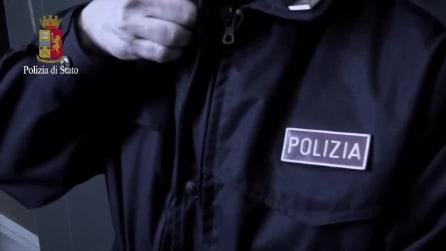 L'addestramento dei cani poliziotto