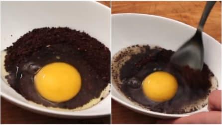 Mette un uovo nel caffè: la ricetta alla norvegese