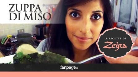 Zuppa di Miso, la rigenerante ed energetica ricetta giapponese