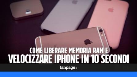 Come resettare iPhone, iPad e iPod Touch in 10 secondi e liberare RAM