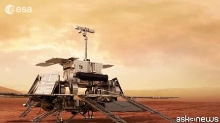 Alla ricerca della vita su Marte: è italiana la trivella che sonderà il pianeta