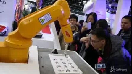 Cina, Pechino capitale mondiale della robotica