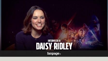 """Daisy Ridley: """"In 'Star Wars 7' scoprirete cosa è successo a Luke Skywalker"""""""
