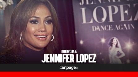 """Jennifer Lopez: """"In 'Dance Again' ci sono la mia vita e le difficoltà che ho dovuto affrontare"""""""