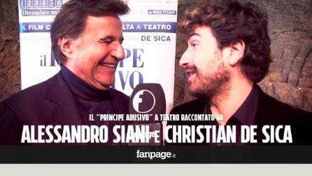 """Alessandro Siani: """"Porto in teatro il mio 'Principe abusivo'""""."""