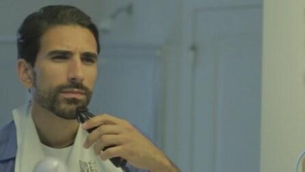 Ecco come non intasare più il lavandino quando ti fai la barba
