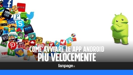 Come avviare le app Android più velocemente