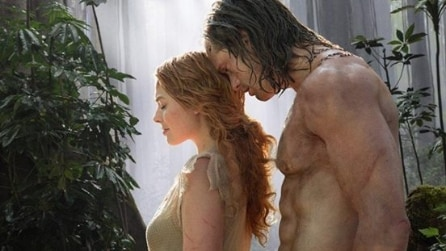 The Legend of Tarzan, il teaser trailer originale