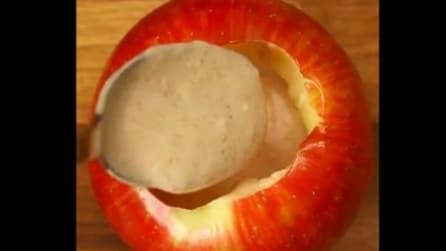 Come realizzare la cheesecake alla mela