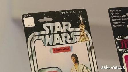 Star Wars all'asta da Sotheby's memorabilia da collezione