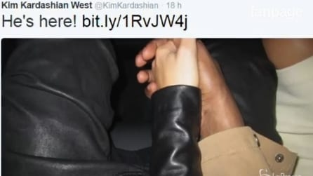 È nato il secondo figlio di Kim Kardashian e Kanye West: l'annuncio su Twitter