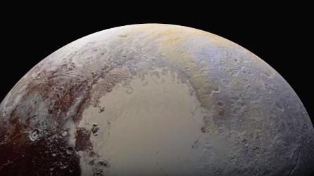 Dopo 5 miliardi di chilometri la sonda raggiunge Plutone: le immagini mai viste prima d'ora