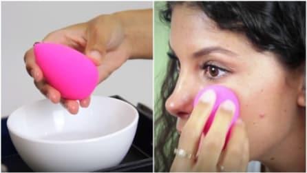 BeautyBlender: ecco come usare la spugnetta in modo corretto
