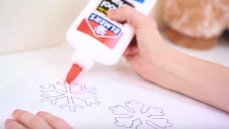 Fiocchi Di Neve Di Carta Facili : Come fare un fiocco regalo con le strisce di carta