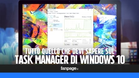 Tutto quello che devi sapere sul Task Manager di Windows 10